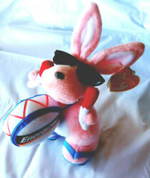 Ty Energizer Bunny 2007 Beanie Babies Toy Rabbit Walgreens Exclusive New