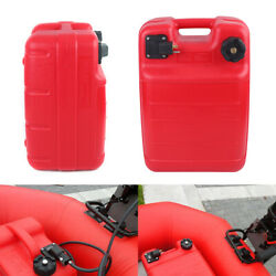Gas Tank Gasoline Diesel Outboard Fuel Tanks For Marine Boat Portable 6 Gallon