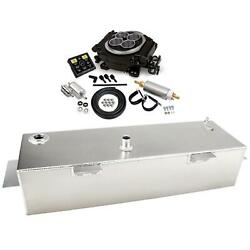 1947-53 Chevy Self-tuning Efi And Fuel Tank Kit
