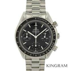 Omega Speedmaster 3539.50 Mechanical Automatic Menand039s Watch From Japan