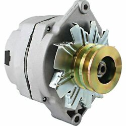 Alternator For Tractor And Chevy 10si 1-wire Wai 7127-sen-2g Family 10si
