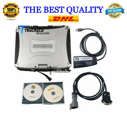 Forklift Truck Diagnostic Scanner Tool Yale Hyster And Cf19 Ifak Can Usb Interface