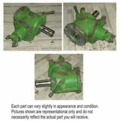 Used Primary Countershaft Gear Case Assembly Fits John Deere 9500 9400 Ah134865