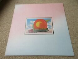 The Allman Brothers Eat A Peach Lp Uk 1st Issue Great Press [ex/ex] Super Audio