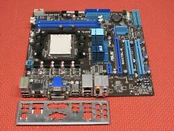 Asus M4a78l-m Amd Socket Am3/am2+/am2 Amd 760g Hdmi Micro Atx Motherboard