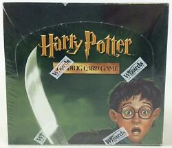 Wotc Harry Potter Ccg Chamber Of Secrets Booster Box Sw
