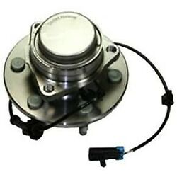 407.66005e Centric Wheel Hub Front Driver Or Passenger Side New 4wd 4x4 Rh Lh