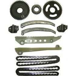 9-0387sh Cloyes Timing Chain Kit Front New For E150 Van F150 Truck F250 F-150