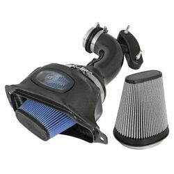 Afe 52-74201-c Black Series Cold Air Intake System For 17-18 Chevy Corvette New