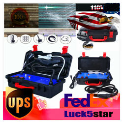 110v Handheld Steam Cleaner High-temp And Pressure Washer For Car Household 1400w