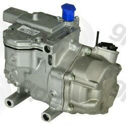 7513158 Gpd A/c Ac Compressor New With Clutch For Toyota Prius C 2012-2019