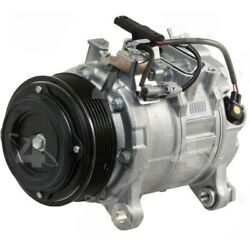198364 4-seasons Four-seasons A/c Compressor New For 320 328 528 535 With Clutch