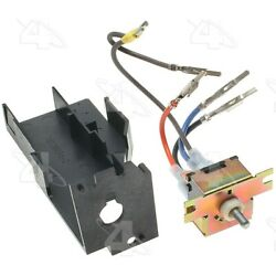 37566 4-seasons Four-seasons Blower Control Switch Front Or Rear New For K3500