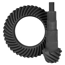 Yg F7.5-411 Yukon Gear And Axle Ring And Pinion Rear New For Bronco Mark Pickup