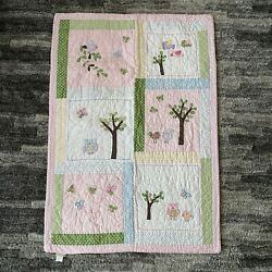 Pottery Barn Kids Hayley Toddler Quilt