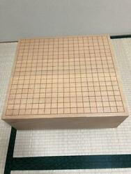 Go Board Goban 1pc W/ Go Stones And Cases Japanese Board Game Top Quality Product