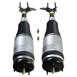 2pcs Front Suspension Shock Strut Left Right Fits Jeep Grand Cherokee 2016-2020