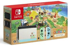 Nintendo Switch Animal Crossing New Horizons Limited Edition Console Rare