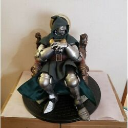 Very Rare Sideshow Doctor Dr. Doom 1/4 Scale Figure