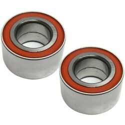 Set-tm510052 Timken Set Of 2 Wheel Bearings Front Or Rear New For Chevy Pair