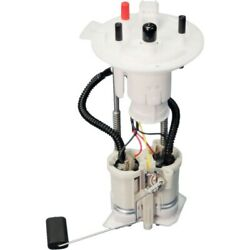 12-957 Holley Electric Fuel Pump Gas New For F150 Truck Ford F-150 2004-2008