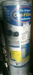 Cf Can-filter 150 W/ Out Flange 1260 Cfm Can 150 Carbon Filter With Prefilter,