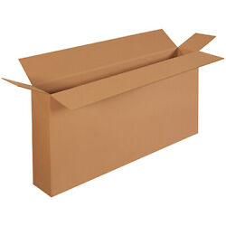 48 X 8 X 24 Side Loading Boxes Brown 100 Pieces