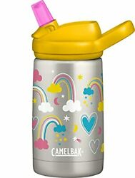 Camelbak Eddy+ Kids Water Bottle, Vacuum Insulated Stainless Steel With Straw Ca