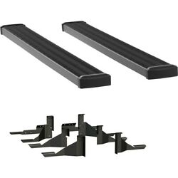 415102-400939 Luverne Running Boards Set Of 2 New For Ram Truck Dodge 1500 Pair