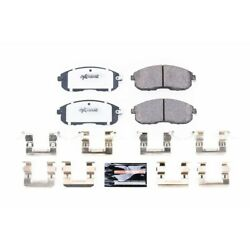Z26-815a Powerstop Brake Pad Sets 2-wheel Set Front New For Nissan Maxima Altima