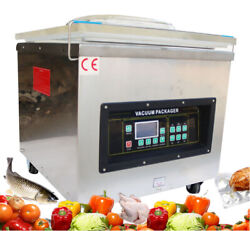 Dz-450 Deepen Single Chamber Vacuum Packaging Machine Stainless Steel 110v 900w