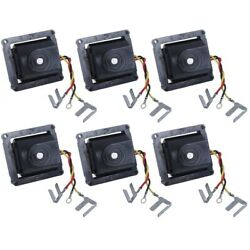 Set-wkp9201003-6 Walker Products Set Of 6 Ignition Coils New For Suburban Savana