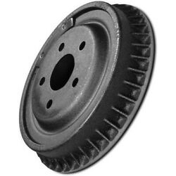 123.63016 Centric Brake Drum Rear New For Le Baron Town And Country Ram Van Fury
