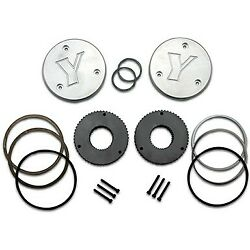 Yhc50003 Yukon Gear And Axle Drive Shaft Flange Kit Front New For Chevy Ram Truck