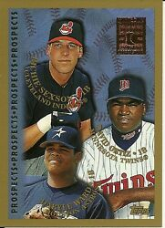 1998 Topps Minted In Cooperstown Set 1-503 With Ortiz Rookie Missing 2 Cards