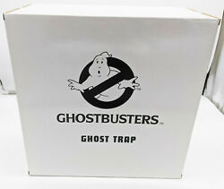 Rare Sealed 2011 Matty Collector Ghostbusters Ghost Trap Prop W/ Lights + Sound