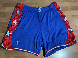 Vintage 2004 Nba All Star For Player Eastern Conference Reebook Shorts Size 48