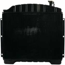 Complete Tractor Radiator For Allis Chalmers 190 190xt 190xt Iii 1606-6504