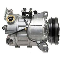98668 4-seasons Four-seasons A/c Ac Compressor New With Clutch For Volvo S60 V60