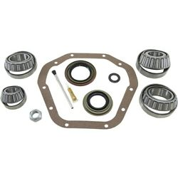 Bk D70-hd Yukon Gear And Axle Ring And Pinion Installation Kit Rear New For Chevy