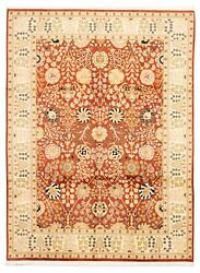 Hand-knotted Carpet 9and0391 X 12and0393 Traditional Oriental Wool Area Rug
