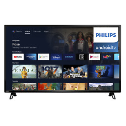 2021 Philips Tv 55-inch Class 4k Ultra Hd Smart Led Television Google Assistant