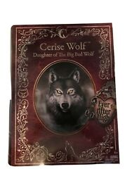 Ever After High 2014 Cerise Wolf Sdcc