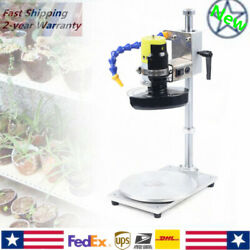 Glass Cutter Wine Beer Bottle Jar Cutting Machine Recycle Tool Kit 24v/795 Motor
