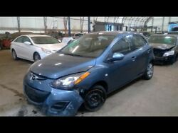 No Shipping Passenger Right Front Door Electric Fits 11-14 Mazda 2 4424239