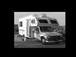 Odyssey Motorhome Operations And Ac Furnace Manuals For Toyota Rv W/ Appliances