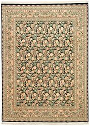 Hand-knotted Carpet 9and0390 X 12and0392 Traditional Oriental Wool Area Rug