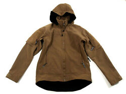Beyond Pcu Level 5 Cold Fusion Jacket Xlarge-regular Coyote Brown Socom Seal Nsw
