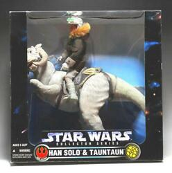 Star Wars Collector Series Han Solo And Tauntaun By Kenner In 1997 Unopened