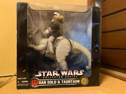 Star Wars Collector Series Han Solo And Tauntaun 12 Inch Action Figure By Kenner